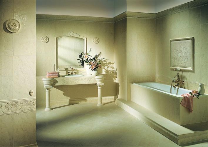 Ванная комната в древнегреческом смесители для кухни из искусственного камня купить
